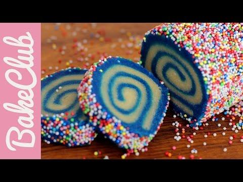 Swirl Cookies (Spiralkekse)   BakeClub