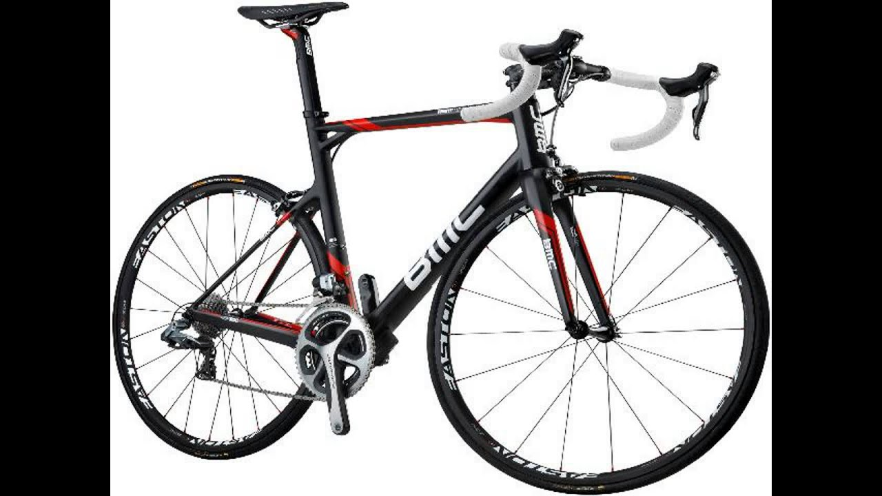 Bicycle BMC Teammachine SLR01 Dura Ace Di2 Compact 2013 - YouTube