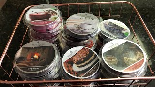 Goose Creek wax melt collection