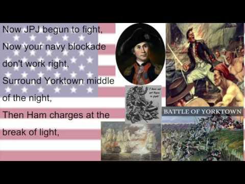 "7th Grade Social Studies: American Revolution ""Washington's Ooouuu"".mp4"