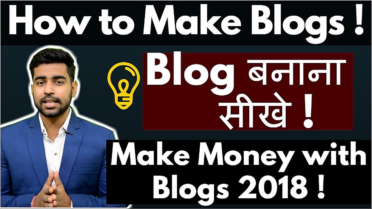 How to Create Free Blogs in India | Part 2 - Live | Make Money Online | Blogging | Adsense