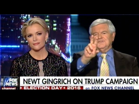 """[News Today] - """"Say The Words! Bill Clinton Sexual Predator!"""" I DARE YOU!"""" Newt Gingrich"""