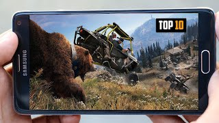 TOP 10 NEW Android Games of March 2019   High Graphics (Online/Offline)