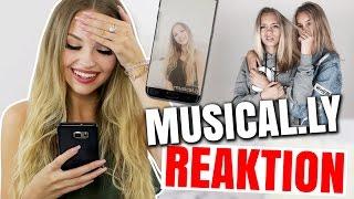MEINE REAKTION zu MUSICAL.LYs + MEIN ERSTES MUSICAL.LY | XLAETA
