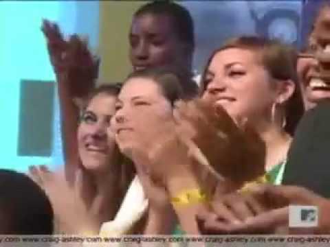 Degrassi Girls On TRL MTV