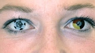 Color Contact Lenses Can Do HORRIBLE Things To You