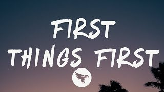 Guapdad 4000 - First Things First (Lyrics) Feat. G-Eazy & Reo Cragun