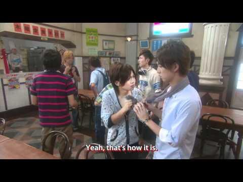 Yukito Nishii as Nakao Senri from Hana Kimi episode 4 and 5