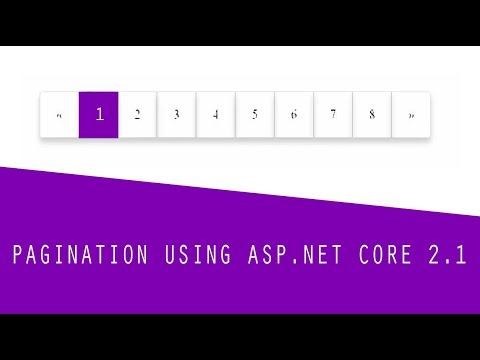 Pagination In Asp.net Core Application