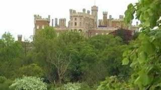 Video Postcard. BELVOIR CASTLE. - pc19.