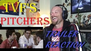 tvf pitchers trailer reaction