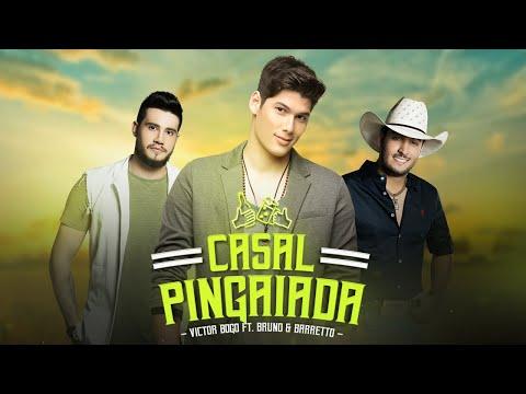Victor Bogo - Casal Pingaiada part. Bruno & Barretto (Clipe Oficial)