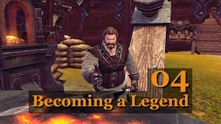 Becoming a Legend - Stranger Frog 04
