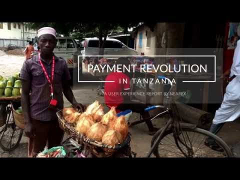 Payment Revolution in Tanzania - A user experience report by Nearex