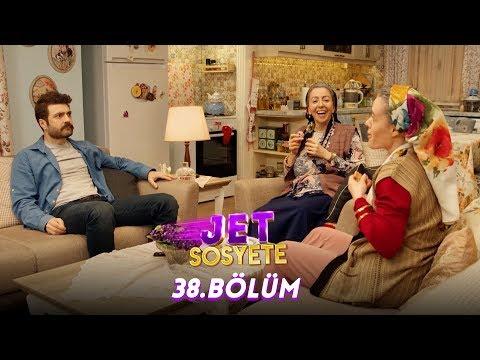 Jet Sosyete 38.Bölüm (Tek Parça Full HD)