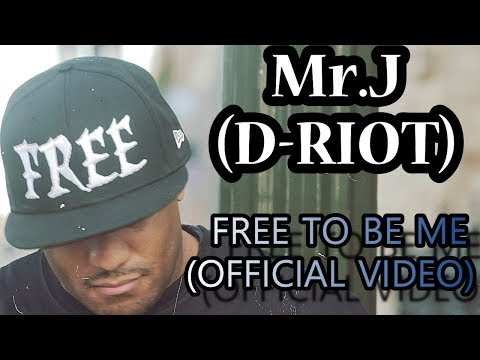 Mr.J (D-RIOT) - 'Free To Be Me' [OFFICIAL VIDEO] Visual By PeterPromo