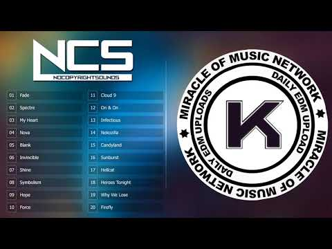 LIST 30 SONG | EDM - KENT MIRACLE OF MUSIC NETWORK♥