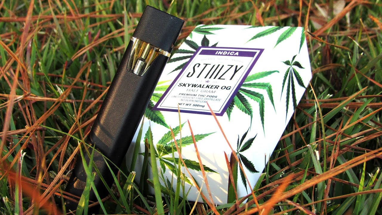 Stiiizy Pen Review: Strain Specific Cannabis Concentrates Vape