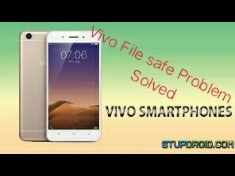 How to move or delete any file or video from vivo file safe easily