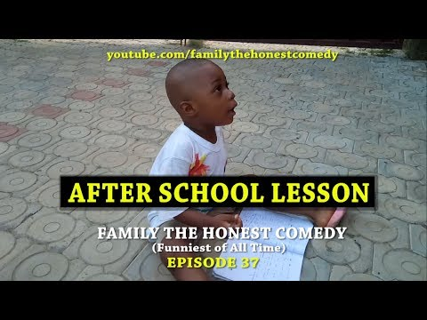 AFTER SCHOOL LESSON (Family The Honest Comedy) (Episode 37)
