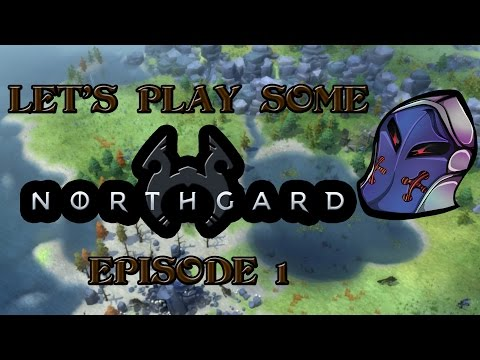 Northgard | Let's Play | The Clan of the Wolf Ep1 |