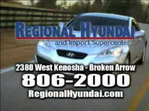 Elegant Regional Hyundai | New Cars | Used Cars | Tulsa Oklahoma | Broken Arrow