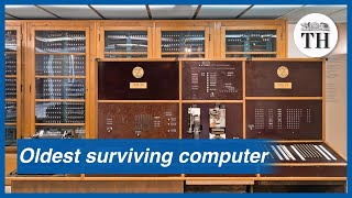 This is the world's oldest surviving computer