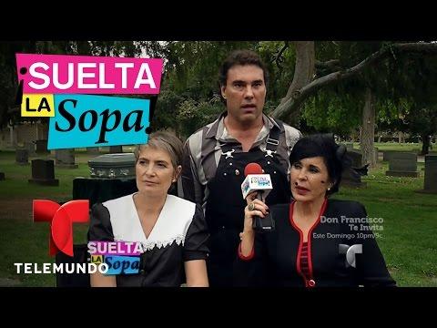 Suelta La Sopa   Eduardo Yáñez y Ma. Conchita Alonso hablan de elecciones en EEUU   Entretenimiento
