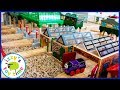 One of our Favorite Prettiest Tracks! SHED ROW! Thomas and Friends Fun Toy Trains for Kids!