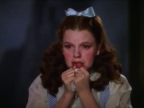 "Wizard Of Oz - Deleted Audio: ""Over The Rainbow"" Reprise (1 Of 3)"