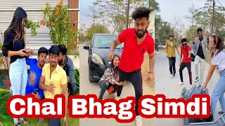 Chal Bhag Simdi | Oye Indori New Video | Oye Indori Funny Video | Indori | Oye Indori Fc | #Shorts