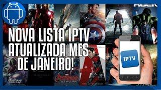Nova Lista IPTV 100% Atualizada [02/01/2017]