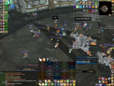Funny GM Visits Ascendance During A Raid
