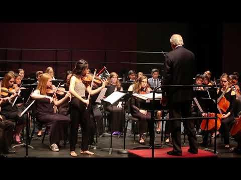 October 20, 2017 -  Instrumental Concert Segment