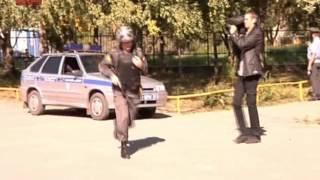 На базе новгородской школы №26 состоялась учебная тренировка сотрудников органов внутренних дел