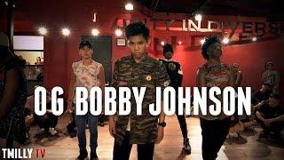 Скачать OG Bobby Johnson Choreography By Tricia Miranda TMillyTV