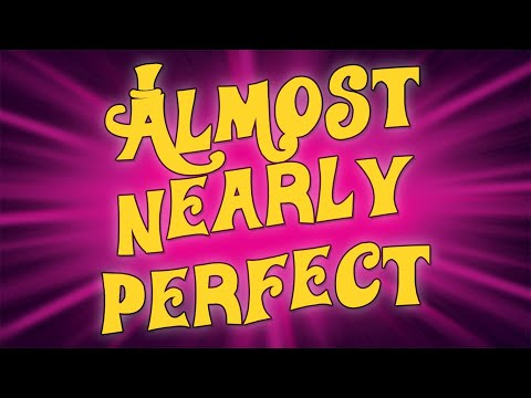 Almost Nearly Perfect karaoke instrumental Charlie and the Chocolate Factory