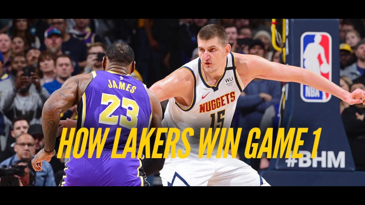 Lakers vs. Nuggets score: Denver holds off Los Angeles for win in ...
