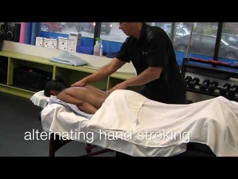 Effleurage & Stroking Techniques