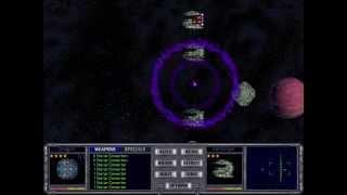 Master of Orion II - Loknar versus the Antarans