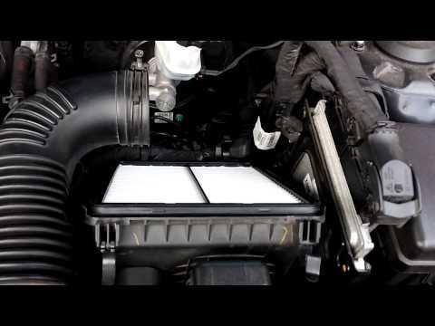 2013 hyundai sonata fuel filter changing air filter 2013 hyundai sonata diy! - youtube
