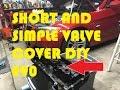 VALVE COVER GASKET DIY BMW E90 2006 & NEWER ( none turbo)