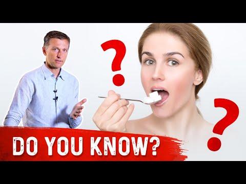 Guess Who Eats the Most Sugar?