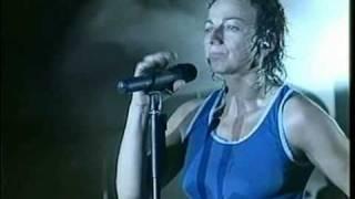 Gianna Nannini live 2003: Meravigliosamente crudele