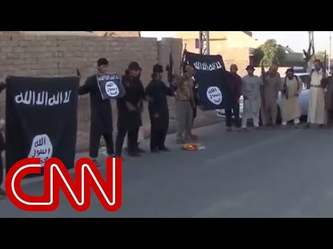 What happens to ISIS now?
