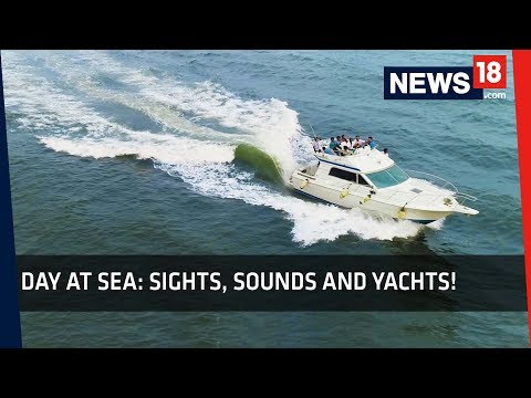 Vizag Yachting Festival 2018 | A Day at Sea with Sights, Sounds and Yachts!