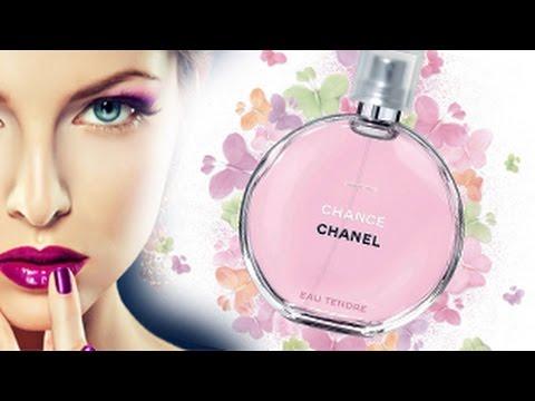 Chance Eau Tendre By Chanel for women  b85580697