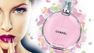 Chance Eau Tendre By Chanel for women Perfume Review Fragrance review