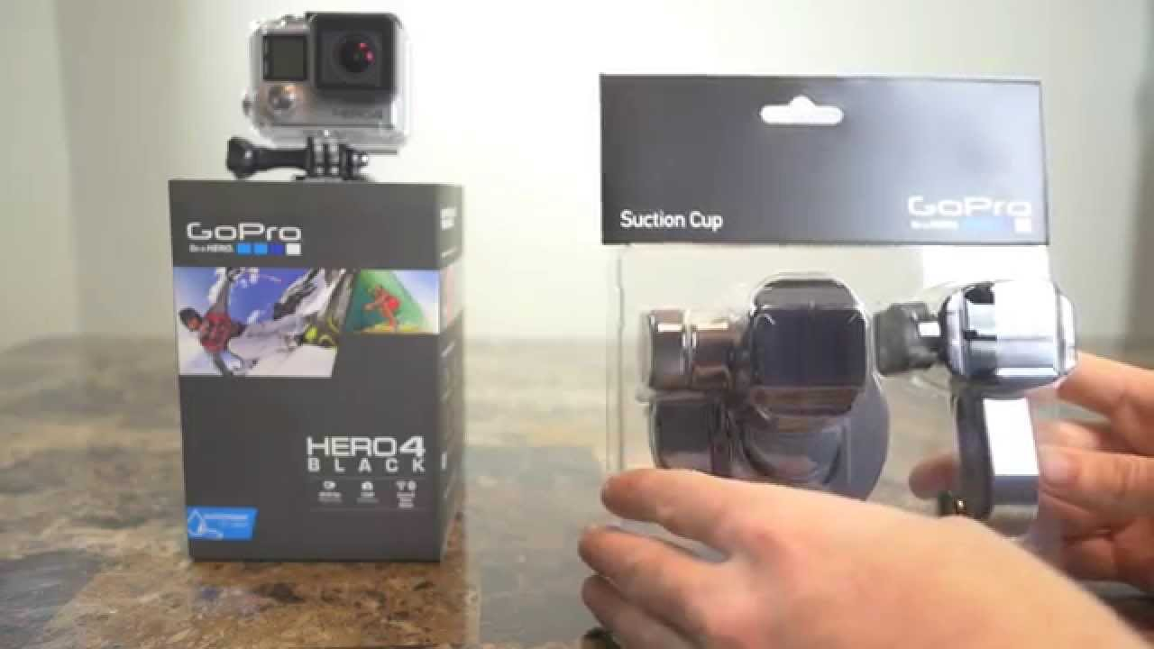 5 Must Have Accessories for the GoPro Hero 4 Black Edition - YouTube 773c1b5a3e7f