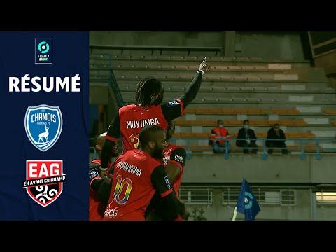 Niort Guingamp Goals And Highlights
